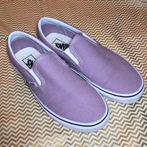 Vans Shoes | Womens Sea Fog Slip On